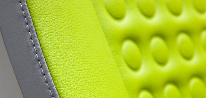 ELeather Group's newest material, Essence, is designed for sustainability, hygiene and softness