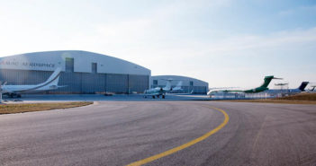AMAC will upgrade a Boeing wide-body aircraft with the Gogo 2Ku connectivity system at its site in Basel, Switzerland