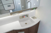 The Safran Cabin Lavatory