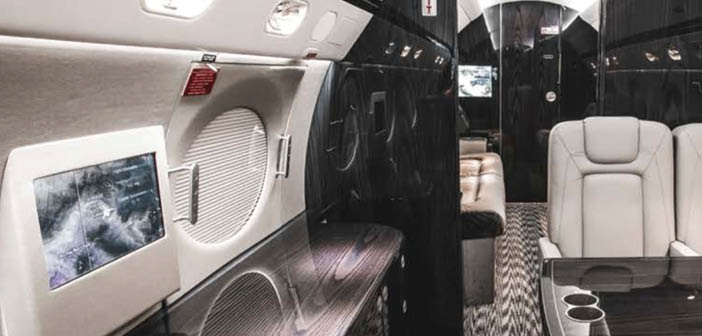 West Star Aviation is offering a new cabin upgrade package for the G450