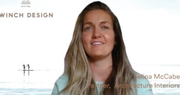Selina McCabe, partner, architecture and interiors, at Winch Design