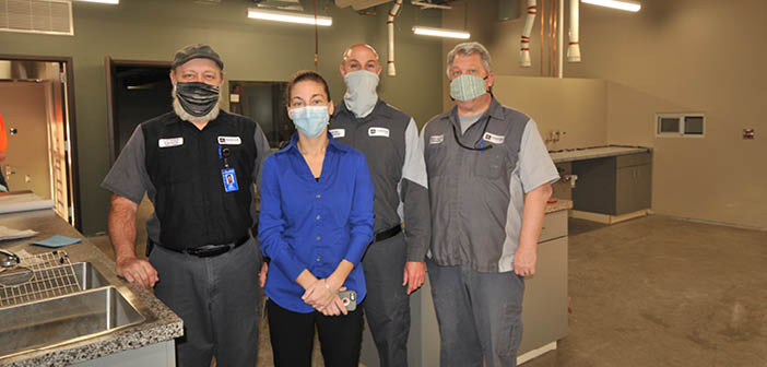 Duncan Aviation is expanding its burn testing capabilities in Battle Creek, Michigan