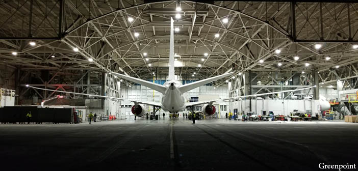 Greenpoint has delivered its fourth VVIP Boeing 787-8 cabin