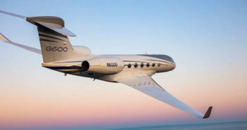 Gulfstream delivered the first EASA-certified G600 to a customer in Europe