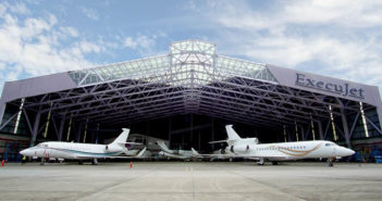ExecuJet MRO Services Malaysia is based at Subang Airport in Malaysia