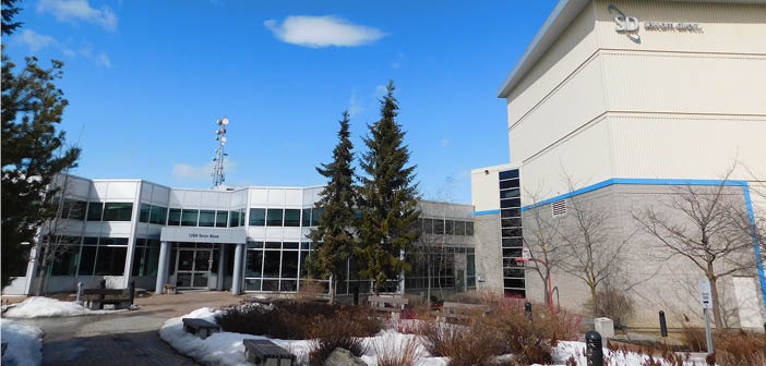 The SD Ottawa facility