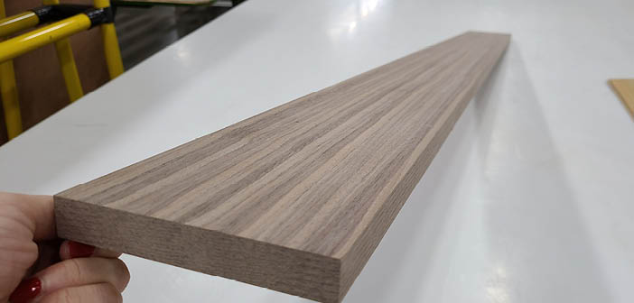 PrecisionPlank is an alternative to lumber designed to provide environmental advantages