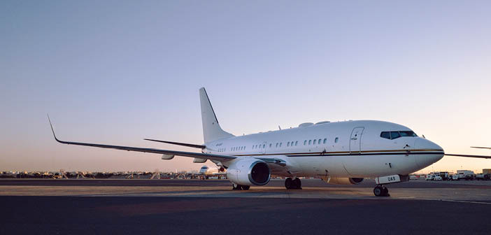 RoyalJet has commissioned AMAC Aerospace for two BBJ upgrades