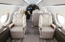 The Gulfstream G600