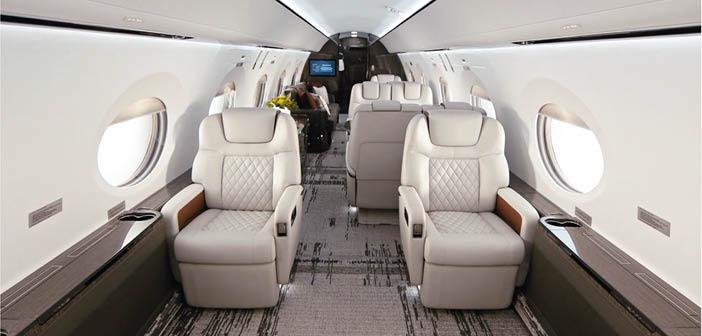 VIDEO: The Gulfstream G600 cabin