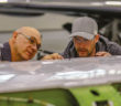 Interns at Duncan Aviation are mentored by experienced technicians