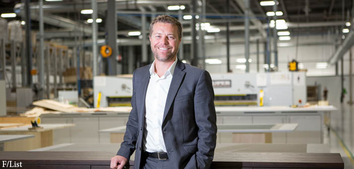Sean Johnson, CEO of F/List Canada