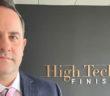 Simon Haining, president, HighTech Finishing