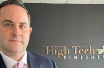 Simon Haining, president, HighTech Finishing