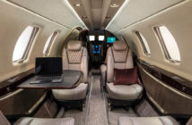 The latest addition to the Cessna Citation family, the Citation CJ4 Gen2