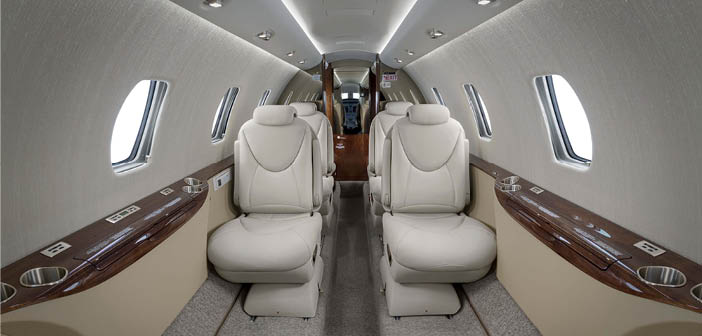 Textron Aviation is offering retrofit installation of the ACA cabin ionisation system on models including the Cessna Citation XLS+