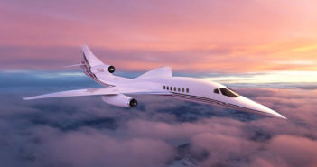 NetJets now has purchase rights for 20 AS2 supersonic business jets