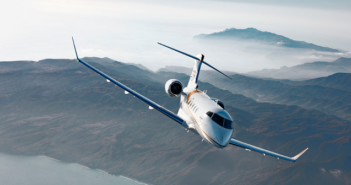 The Bombardier Challenger 350