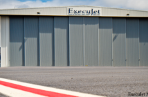 One of ExecuJet's New Zealand facilities is at Wellington Airport