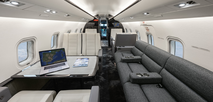 There is VIP seating to accommodate 12 passengers