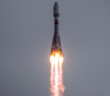 The satellites were launched from Vostochny Cosmodrome in Russia