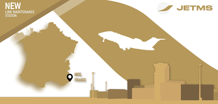 Jet MS is adding a new line maintenance facility in Nice, France