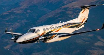 The Beechcraft King Air 360