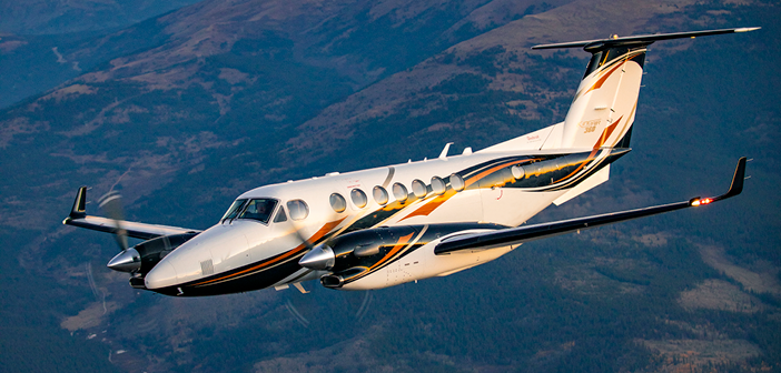 ANAC certification for King Air 360 and 260