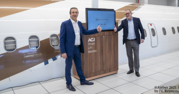 ACJ and LIS are developing the ACJ Smart LiFi Monitor