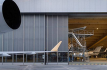 AMAC Aerospace's new hangar five is dedicated to mid-size jets and is 120m (394ft) in length