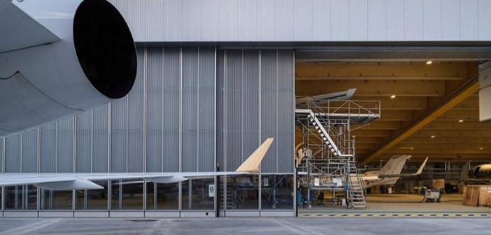 New hangar supporting MRO demand at AMAC