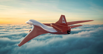 The Aerion AS2 supersonic business jet was scheduled to make its first flight in 2023