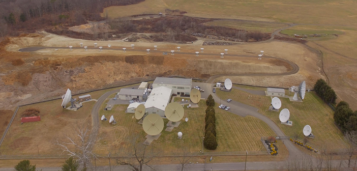 The COMSAT teleports form an essential part of the SD terrestrial infrastructure network
