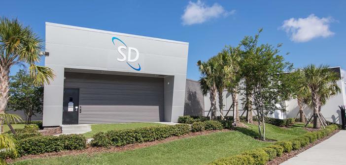 The SD Data Centre
