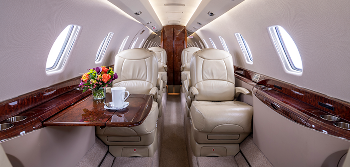 Clay Lacy adds super-midsize jets to charter fleet