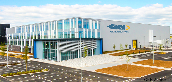 One of GKN Aerospace's four Global Technology Centres