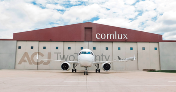 Comlux has welcomed a fourth ACJ320neo for cabin completion