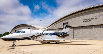 Textron Aviation's Cessna Citation Longitude