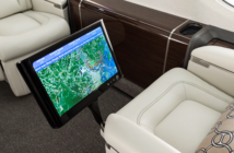 Gulfstream has surpassed 500 installations of the Inmarsat Jet ConneX connectivity platform on large-cabin aircraft