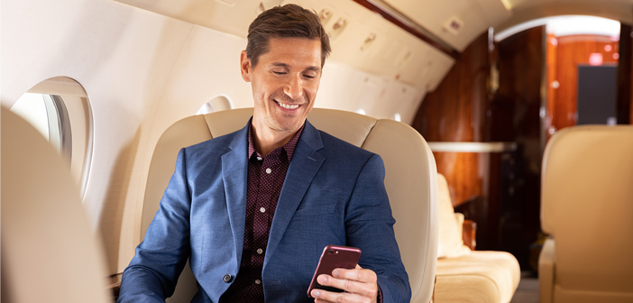 SD has been named as Luxaviation Group's preferred connectivity supplier
