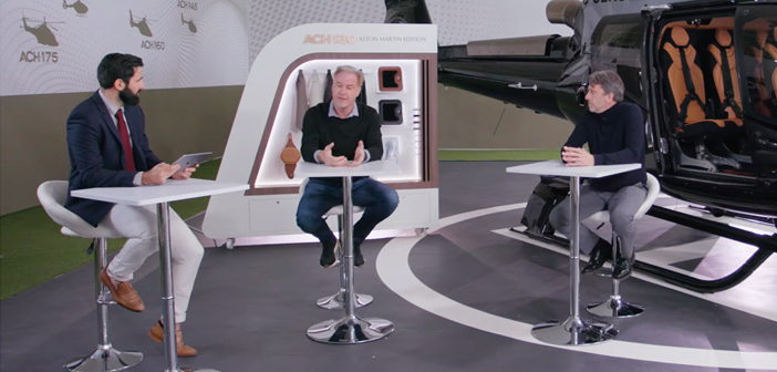 VIDEO: ACH130 Aston Martin Edition