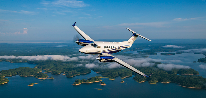 Textron Aviation's Beechcraft King Air 260