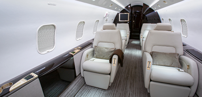 Bombardier expands interior offerings in Dallas