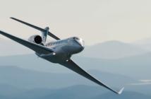 A Gulfstream aircraft