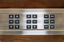 An Alto Cadence Switch Panel
