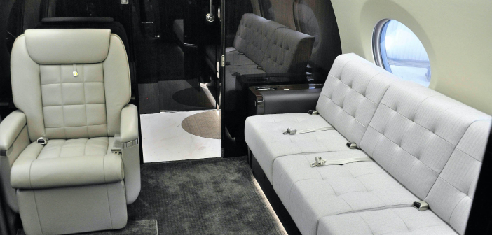 Flying Colours completes G650 refurbishment