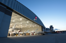West Star Aviation's facility in Grand Junction, Colorado