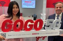 Jet Edge International will be the launch customer for Gogo 5G