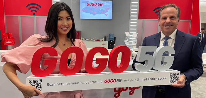 Jet Edge to be launch customer for Gogo 5G