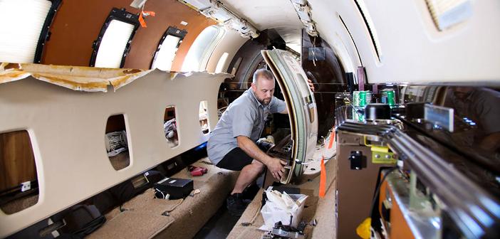 Charter firm flyExclusive develops MRO capabilities